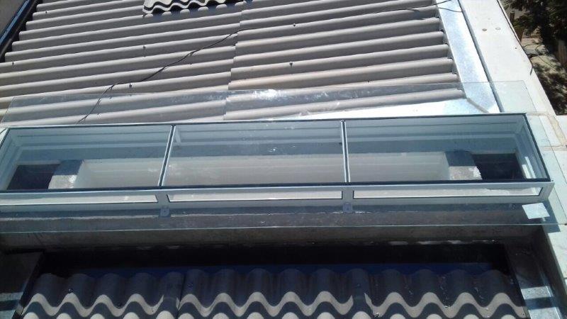 Cobertura de vidro temperado preço